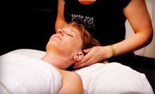 One or Three Swedish Massages with a Wellness Consultation at Santa Cruz CORE Fitness + Rehab (Up to 77% Off)