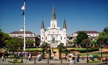 Conspiracy Theory Walking Tour for Two or Four from NOLA Native Tours (Up to 55% Off)