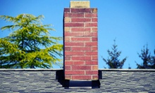 Chimney Sweeping with Optional Dryer-Vent Cleaning from C &amp; H Chimney Sweep (59% Off)