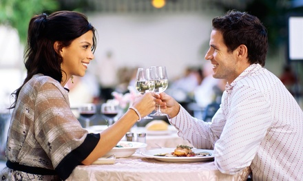 Wine-Tasting Class and 4-Course Tasting for Two at Old Line Fine Wine, Spirits & Bistro (34% Off). Four Dates Available.