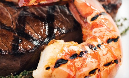 American Cuisine for Dinner for Two, Four, or Six at Grill 233 (Up to 59% Off)