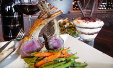 French-Fusion Dinner for Two or Four at Coco Chocolate Lounge (Up to 52% Off)