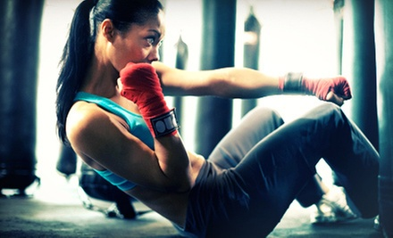 One or Two Months of Unlimited Group Fitness Classes for One or Two at Wing Chun Kung Fu (Up to 84% Off)