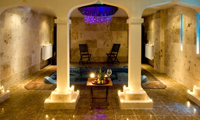 Portland Hall Spa - Greeley: Portland Hall Spa: Three Treatments With Lunch For One Or Two from £29; Plus Overnight Stay for £125 (Up to 61% Off)