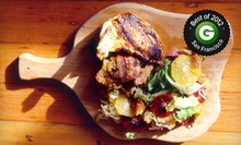 Drinks and New American Cuisine at Luna Park (Up to 55% Off). Two Options Available.
