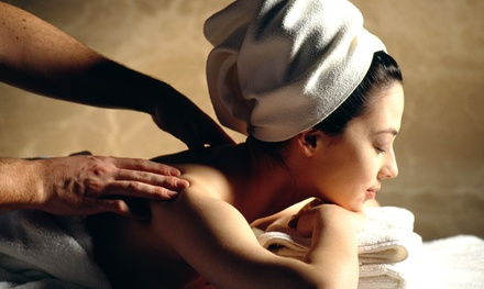 60- or 90-Minute Deep-Tissue Massage with a Citrus Foot Scrub at Shiatsu Renu (Up to 49% Off)