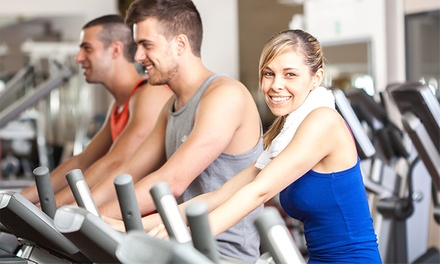 Time to Fitness 24 — 5 localizações: 3, 6, 9 ou 12 meses de livre-trânsito para ginásio desde 39,90€