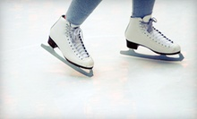 Weekend Ice-Skating Package with Drinks for Two or Four at Las Vegas Ice Center (Up to 53% Off)