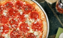 Medium Pizza Meal, Large Pizza Meal, or $10 for $20 Worth of Pizza at Fox's Pizza Den - Richmond