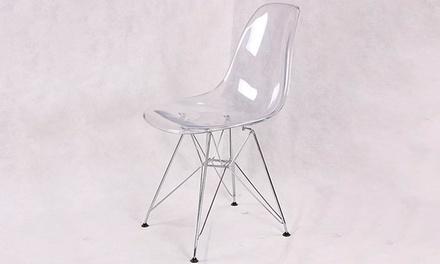 Ideia Home Design — Póvoa de Santa Iria: cadeira transparente de modelo Charles ou Neo desde 59€