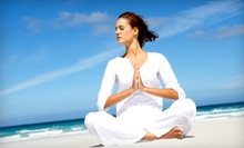 $49 for One Month of Unlimited Yoga Classes at Oxygen Yoga & Fitness ($132 Value)