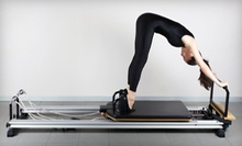 5 or 10 Private Pilates Sessions at The Body Center (Up to 58% Off)