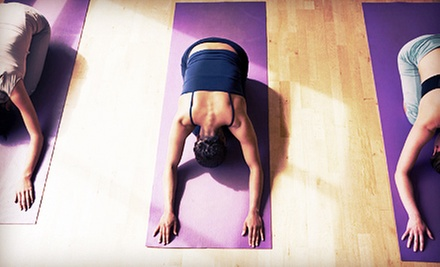 10 Yoga Classes or 40 Days of Unlimited Yoga at The Yoga House of Charleston (Up to 68% Off)