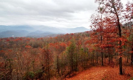 groupon daily deal - 1- or 2-Night Stay at The Foxtrot Bed and Breakfast in Gatlinburg, TN. Combine Up to 4 Nights.