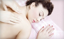 60-Minute Swedish Massage with Optional 60-Minute Foot Facial at Serenity Massage Studio (Up to 61% Off)