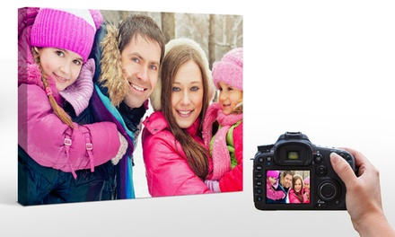 Impressão personalizada em tela impermeável desde 8,99€