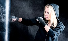 5, 10, or 20 Kickboxing Fitness Classes at Warren Levi Martial Arts &amp; Fitness (Up to 87% Off)