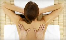 One or Three Swedish or Deep-Tissue Massages at Massage Evolution (Up to 54% Off)
