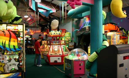 Fun-Center Package for Two or Four or a Birthday Party for Up to Eight at Tee Time Family Fun Center (Up to 55% Off)