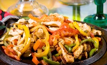 Mexican Dinner and Bottomless Margaritas for Two or Four Sunday–Wednesday or Thursday–Saturday at Fiesta (Up to 54% Off)