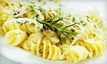 $15 for $30 Worth of Italian Fare and Drinks at Viva La Pasta in Simi Valley