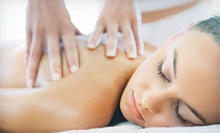 60-Minute Massage with Reiki Session or 60-Minute Couples Massage with Reiki Session (Up to 85% Off)