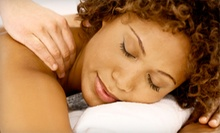 One or Three One-Hour Swedish or Deep-Tissue Massages at The Cabin Holistic Healing Center (Up to 58% Off)