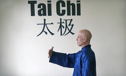 $35 for One Month of Tai Chi Classes at Lion's Roar Kung Fu Academy (71% Off)