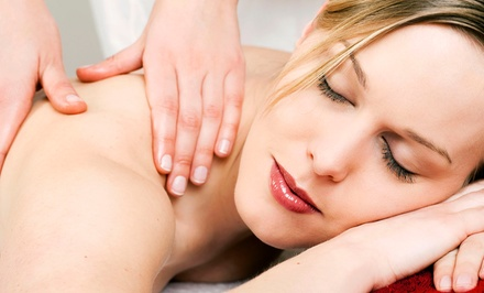 Swedish or Skin-Rolling Massage, or Relaxation Package at Artists in Motion Massage Therapy (Up to 53% Off)