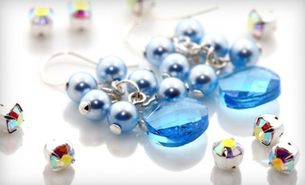 Jewelry-Making Class with Materials for One, Two, or Up to Six at Winnie's Fashion Design (Up to 84% Off)
