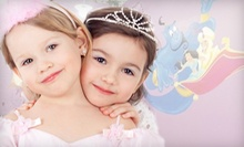 $99 for a Breakfast with a Princess Party for Up to 11 Kids at Princess Palace ($248.60 Value)