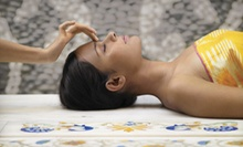 Spa Day with Facial and Eye Treatment at William Edge Aveda and we.Spa (Up to 54% Off)
