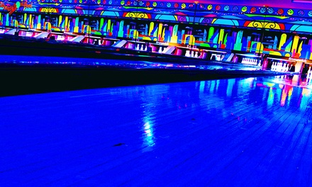 $25 for Bowling, Laser Tag, Arcade Play, and Drinks for Up to Six at Terrace Sports (Up to $92 Value)