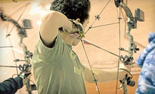 One-Hour Archery Lesson for One or Two at Bearpaw Archery in Wasilla (Half Off)