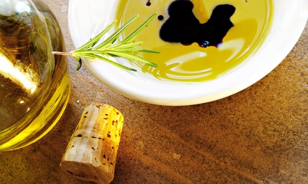 $8 for $20 Worth of Gourmet Olive Oils and Vinegars at Palmetto Olive Oil Co.