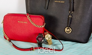 Designer Clothing & Accessories By Michael Kors, Kate Spade & More From Ideel (75% Off). Two Options Available.