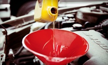 $34 for Auto-Care Package with Two Oil Changes and One 29-Point Inspection at Meineke Car Care Center ($247.90 Value)