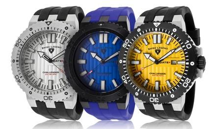 Swiss Legend Men's Challenger Chronograph Watch