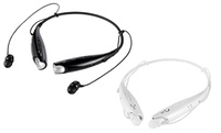 GROUPON: Universal Wireless Bluetooth Necklace in Ear Headset  Universal Wireless Bluetooth Necklace in Ear Headset
