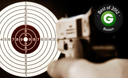 Firearms-Certification Class with a Simulator Session for One or Two at Massachusetts Gun Safety (Up to 58% Off)