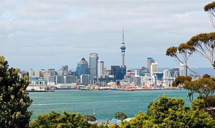 ✈ 10-Day New Zealand & Fiji Trip with Airfare & Rental Car from Pacific Holidays; Price/Person Based on Double Occupancy