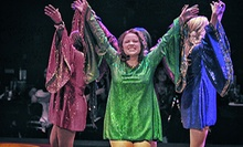 """Legally Blonde"" for One or Four or ""The Color Purple"" for One at The Barn Dinner Theatre (Up to 47% Off)"