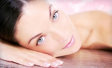 One or Three Microcurrent Face-Lift Treatments at LipoLaser of West Chester, Inc. (Up to 72% Off)
