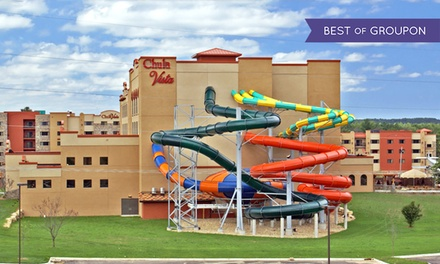 Stay with Water-Park Passes and Food & Beverage Credit at Chula Vista Resort in Wisconsin Dells, WI; Dates into May