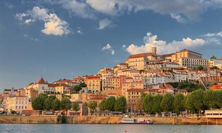 Best Western Hotel D. Luís — Coimbra: 1 ou 2 noites para dois com pequeno-almoço, welcome drink e chocolates desde 44€