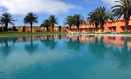 Dona Rita Park Villas — Peniche: 1, 2 ou 4 noites para duas pessoas com pequeno-almoço, jacuzzi e piscina desde 46,90€