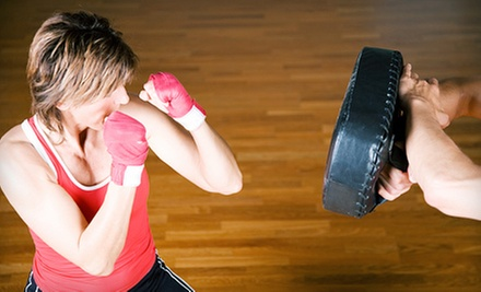 Four or Six Weeks of Classes at Legend Muay Thai (Up to 69% Off)