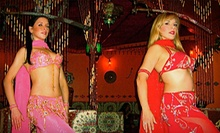 Belly-Dancing Classes, Workshops, and Vegan Potluckfrom Belly Dancing by Najia (Up to 75% Off). Two Options Available.
