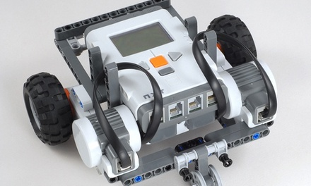 Lego Robotics Model Build & Play Pass or Day Camp at C&A Robot Factory (Up to 54% Off). Nine Options Available.