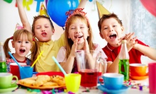 90-Minute Kids' Theme Party with Take-Home Gifts and Optional Face Painting at nyc pARTy kids (Up to 53% Off)